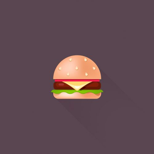 Burger Icon – Snjezana Hladni